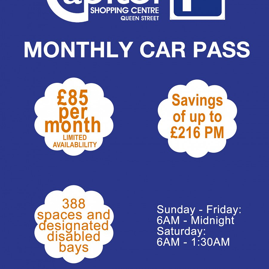 Monthly Car Pass